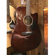 Greg Bennett Design by Samick D-1 CE/BS Acoustic Electric Guitar