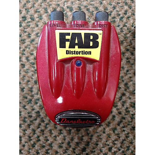 Danelectro D-1 Fab Distortion Effect Pedal