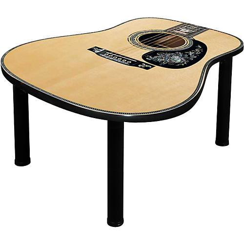 Martin D-100 Coffee Table