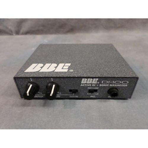 BBE D-100 Direct Box