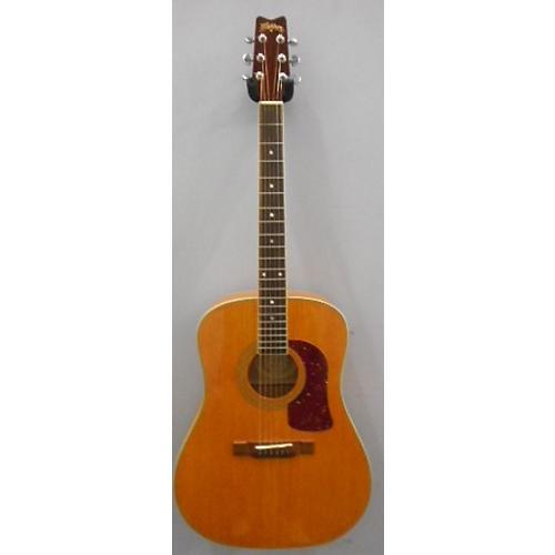 Washburn D-11/aN Natural Acoustic Guitar