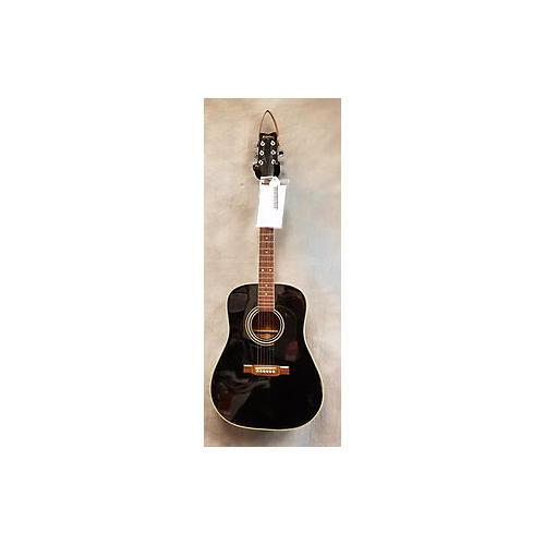 Washburn D-12B Acoustic Guitar