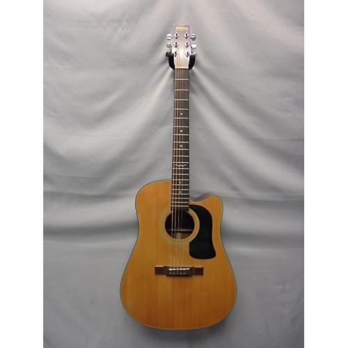 Washburn D-12CE/N Acoustic Electric Guitar-thumbnail