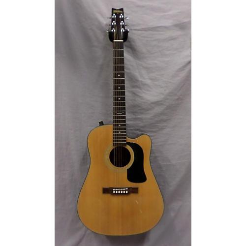 Washburn D-12CE/n Acoustic Electric Guitar-thumbnail