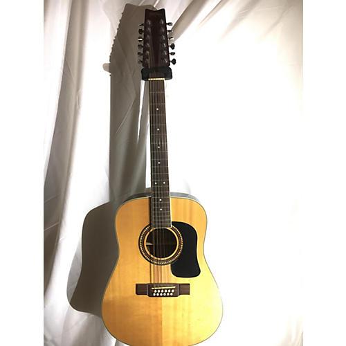 used washburn d 12n 12 string acoustic guitar guitar center. Black Bedroom Furniture Sets. Home Design Ideas