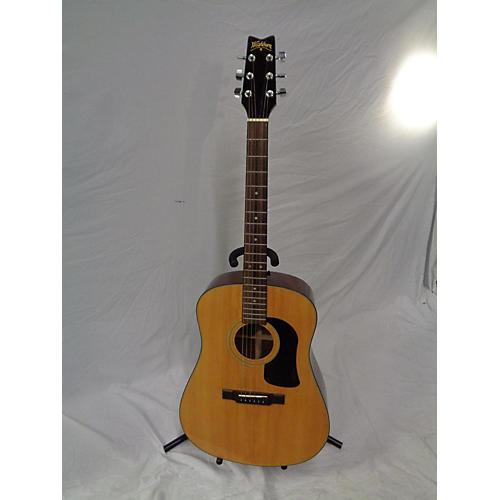 Washburn D-12N Acoustic Guitar