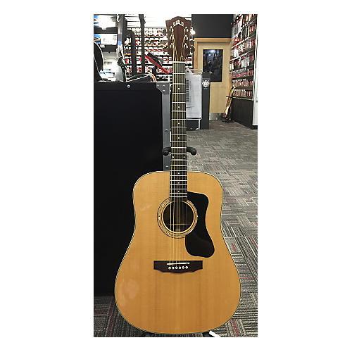Guild D-150NAT Acoustic Electric Guitar