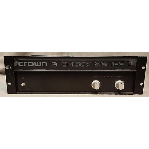 Crown D-150a Power Amp