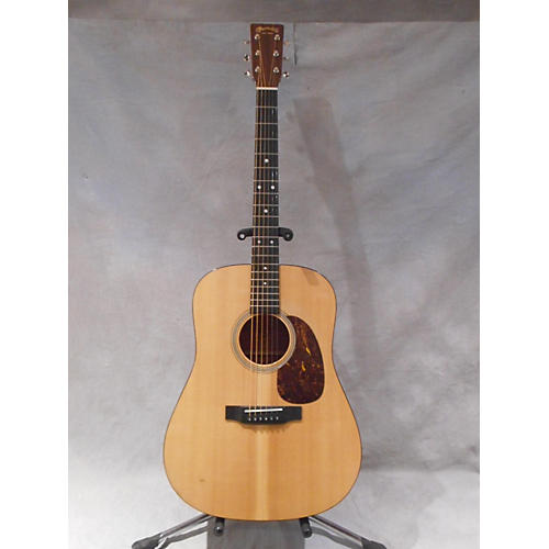 used martin d 16gt acoustic guitar guitar center. Black Bedroom Furniture Sets. Home Design Ideas