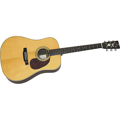 Silver Creek D-170 Dreadnought Acoustic Guitar Natural