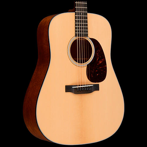 Martin D-18 Authentic Series 1939 with VTS Acoustic Guitar Natural