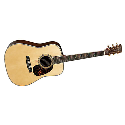 Martin D-180 Martin Acoustic Guitar Natural