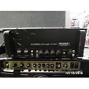 Mesa Boogie D-180 Tube Bass Amp Head
