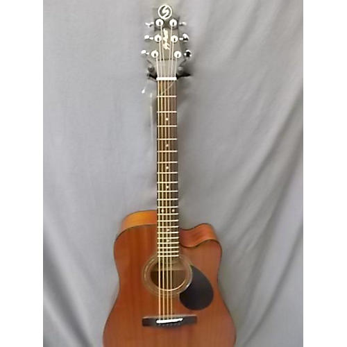 Greg Bennett Design by Samick D-1CE Acoustic Electric Guitar