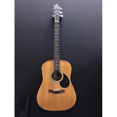 Greg Bennett Design by Samick D-1SN Acoustic Guitar