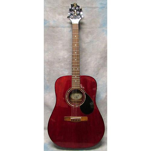 Greg Bennett Design by Samick D-1WR Acoustic Guitar
