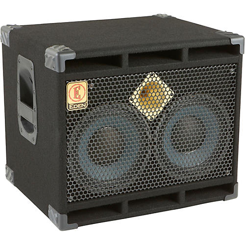 Eden D-210XLT Speaker Cabinet with Tweeter-thumbnail