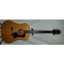 Guild D 25 NT Acoustic Guitar