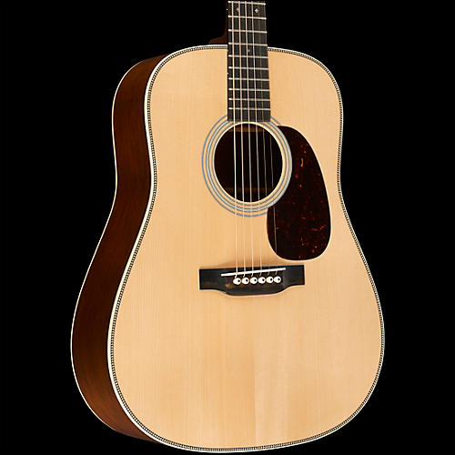 Martin D-28 Authentic Series 1937 with VTS Acoustic Guitar Natural