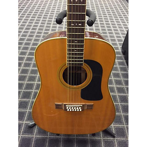 Washburn D-28S-12N 12 String Acoustic Guitar