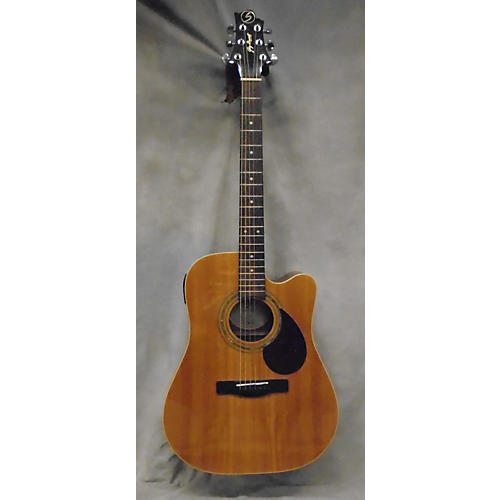 Greg Bennett Design by Samick D-2CE Acoustic Electric Guitar