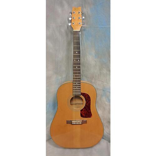 Washburn D-30-SN Acoustic Guitar-thumbnail