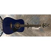 Samick D-4/TBL Acoustic Guitar