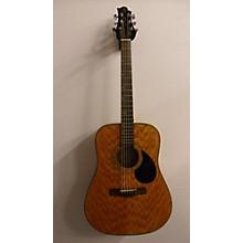 Greg Bennett Design by Samick D-4/aN Acoustic Guitar