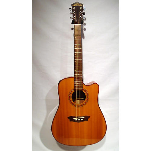 Washburn D 425ce Acoustic Guitar