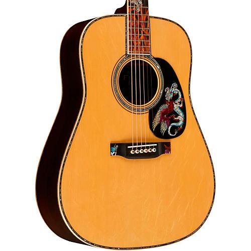 martin d 45 fire ice dreadnought acoustic guitar aged toner guitar center. Black Bedroom Furniture Sets. Home Design Ideas
