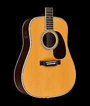 D-45E Retro Series Dreadnought Acoustic-Electric Guitar