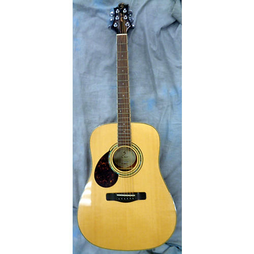 Samick D-5/LH Acoustic Guitar
