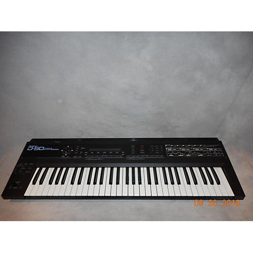 Roland D-50 Synthesizer-thumbnail