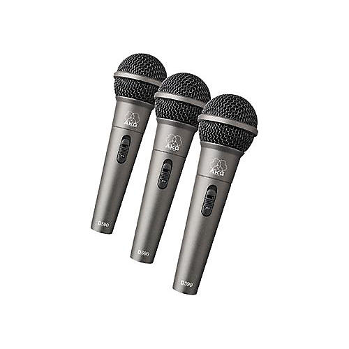 AKG D 590 Microphone Buy One Get Two Free-thumbnail