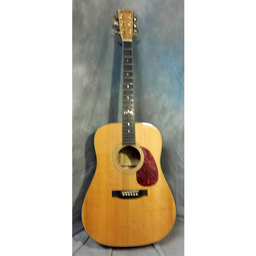 Martin D-6732 Acoustic Electric Guitar