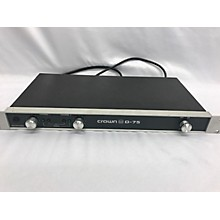 Crown D-75 Power Amp