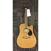 Greg Bennett Design by Samick D-7CE Acoustic Electric Guitar