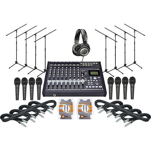 Korg D-888 Live Recording Package-thumbnail