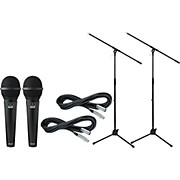 AKG D 9000 with Cable and Stand 2 Pack