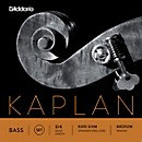 D'Addario Kaplan Series Double Bass String Set (K610 3/4M)