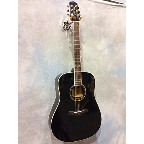 In Store Used D-BK Acoustic Guitar