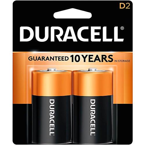 Duracell D Batteries 2-Pack