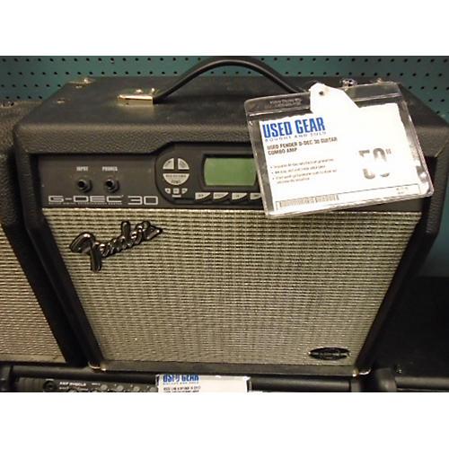 Fender D-Dec 30 Guitar Combo Amp