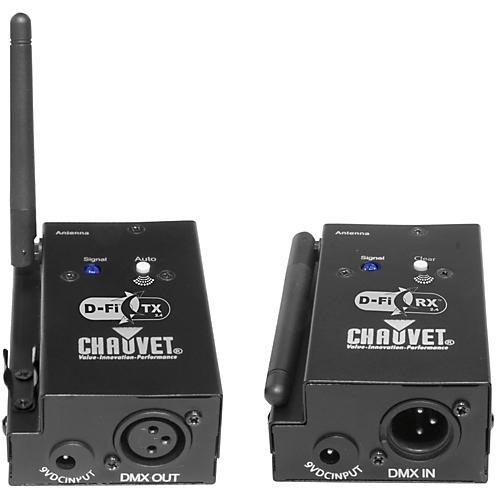 Chauvet D-Fi 2.4 Tx/Rx Duo