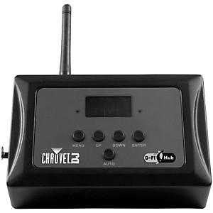 Chauvet DJ D-Fi Hub Wireless DMX Transceiver Hybrid Adaptor by Chauvet DJ
