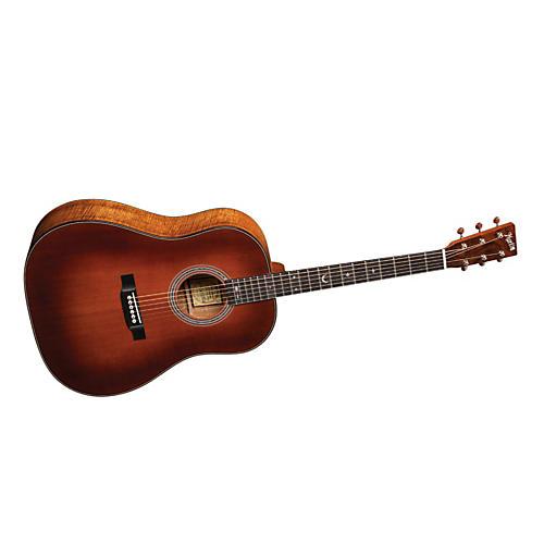 Martin D John Sebastian Acoustic Guitar Sunburst