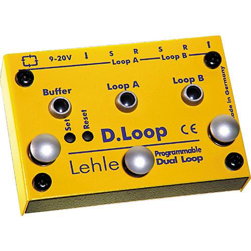 Lehle D Loop Effect Loop Switcher-thumbnail
