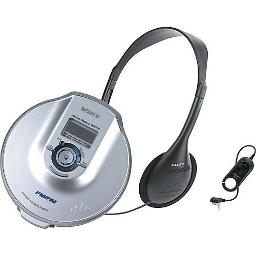 Sony D-NF600 ATRAC CD Walkman with Tuner