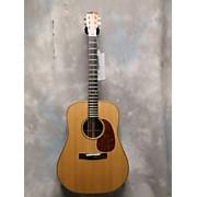 Huss & Dalton D-RH Acoustic Guitar