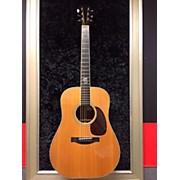 Santa Cruz D Tony Rice Acoustic Electric Guitar